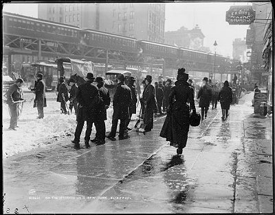 Blizzard of 1899