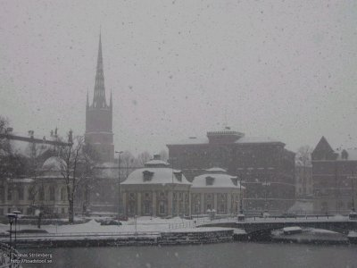 stockholm in the snow - photo #38